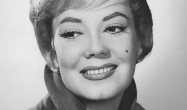 """Josefina Leiner participó en cine y en la serie de televisión """"Maricela"""" (1962) con Felipe del Castillo y Bárbara Gil, así como en Estudio Raleigh con Pedro Vargas y Paco Malgesto (Notimex)"""