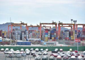 Aduana del puerto de Manzanillo, Colima.
