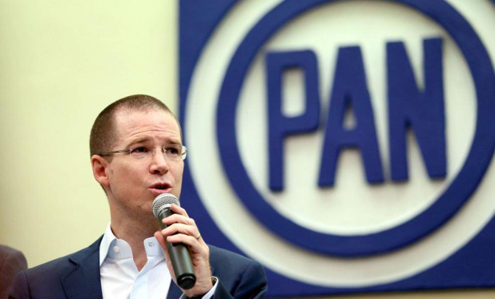 El presidente del PAN, Ricardo Anaya. (Archivo)