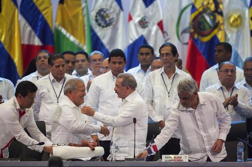 CELAC Ricardo Lagos México Trump