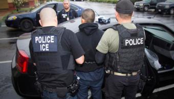 Redadas contra migrantes en Estados Unidos. (AP, archivo)