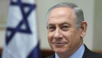 Fotografía del primer ministro de Israel, Benjamín Netanyahu. (AP)