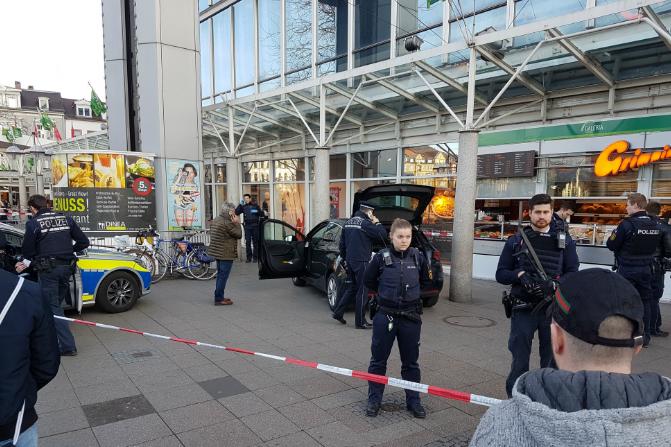 La oficina del fiscal público en Heidelberg y el departamento de policía criminal de la ciudad están investigando el hecho (AP)