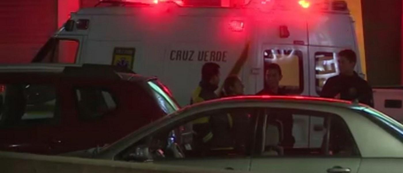 Asesinan a fiscal de Jalisco en Monterrey. (Facebook Las Noticias Monterrey)