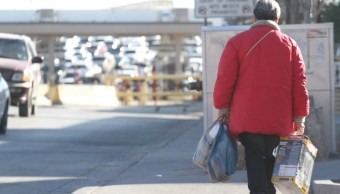 Bajan las ventas en El Paso, Texas; migrantes temen cruzar la frontera (AP, Archivo)