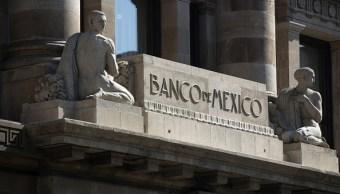 Fachada del Banco de México (Getty Images, archivo)
