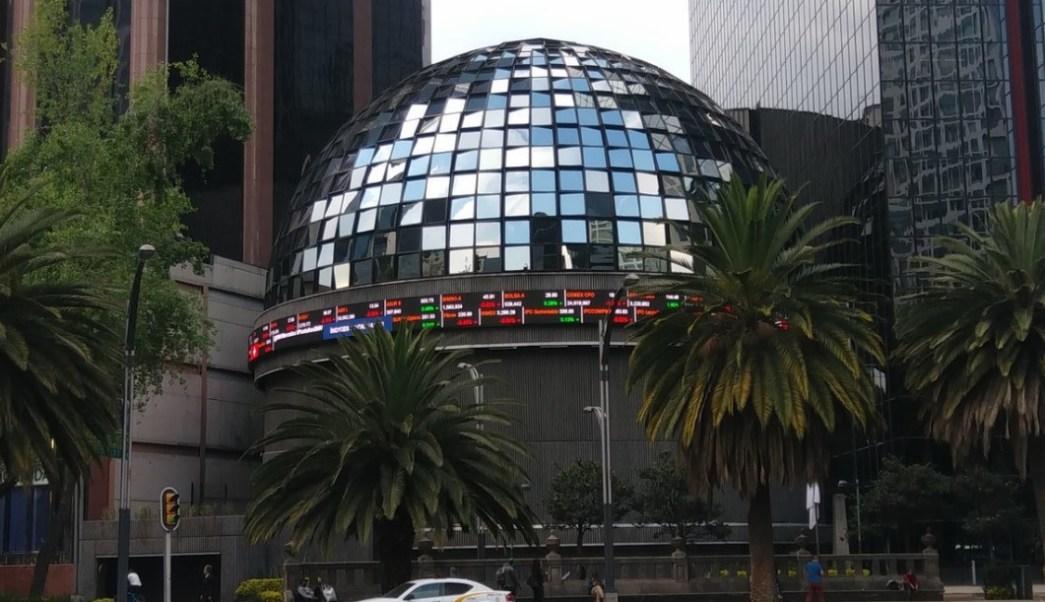 Bolsa Mexicana de Valores. (Twitter: @rincondedacne/Archivo)