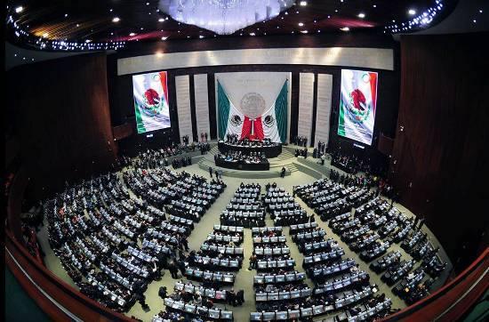 Cámara de Diputados. (Twitter: @Mx_Diputados, archivo)