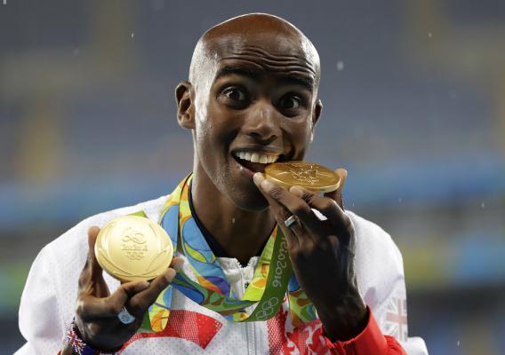 Campeón olímpico Mo Farah rechaza acusaciones sobre uso indebido de drogas
