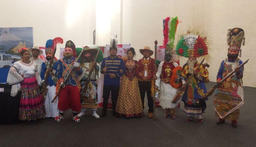 Inicia la edición 149 del carnaval de Huejotzingo, Puebla