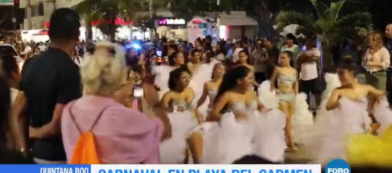Carnaval de Playa del Carmen