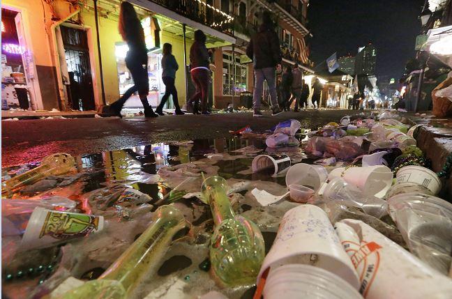 El hombre quien, presuntamente, atropelló a una multitud durante el desfile de carnaval en Nueva Orleans, presentó un nivel de alcohol en la sangre casi 3 veces superior al límite permitido, revelaron las autoridades. (AP, archivo)