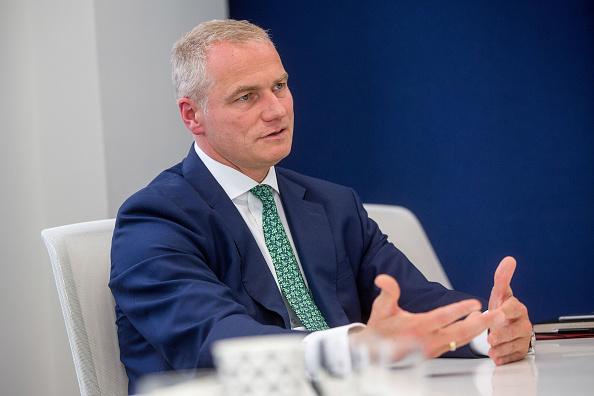 El presidente ejecutivo de Deutsche Börse, Carsten Kengeter (Getty Images)