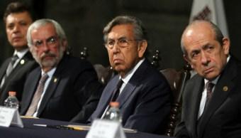 Cuauhtémoc Cárdenas dijo que ante las amenazas del presidente de Estados Unidos, Donald Trump, los llamados a la unidad deben tener un fin claro. (Notimex/Archivo)