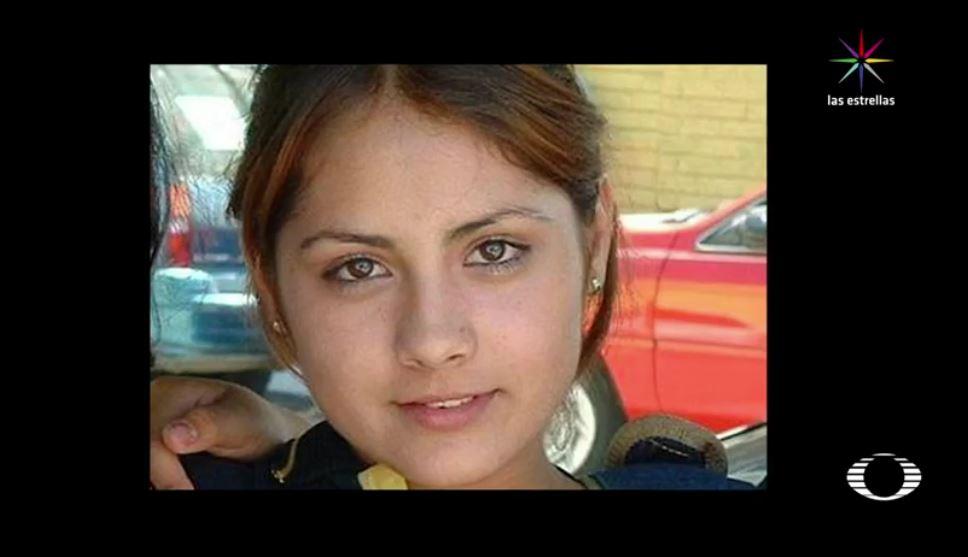 Stephany Sánchez Viesca desapareció el 5 de noviembre de 2004 en Torreón, Coahuila. (Noticieros Televisa)