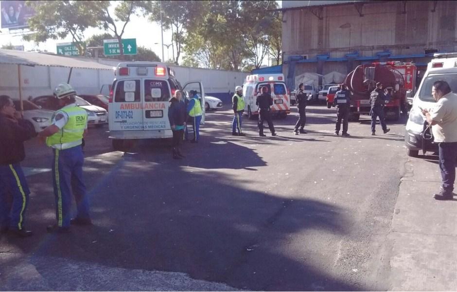 Explosión en harinera, que se ubica en la zona de la estación del Metro Camarones, provoca al menos nueve heridos
