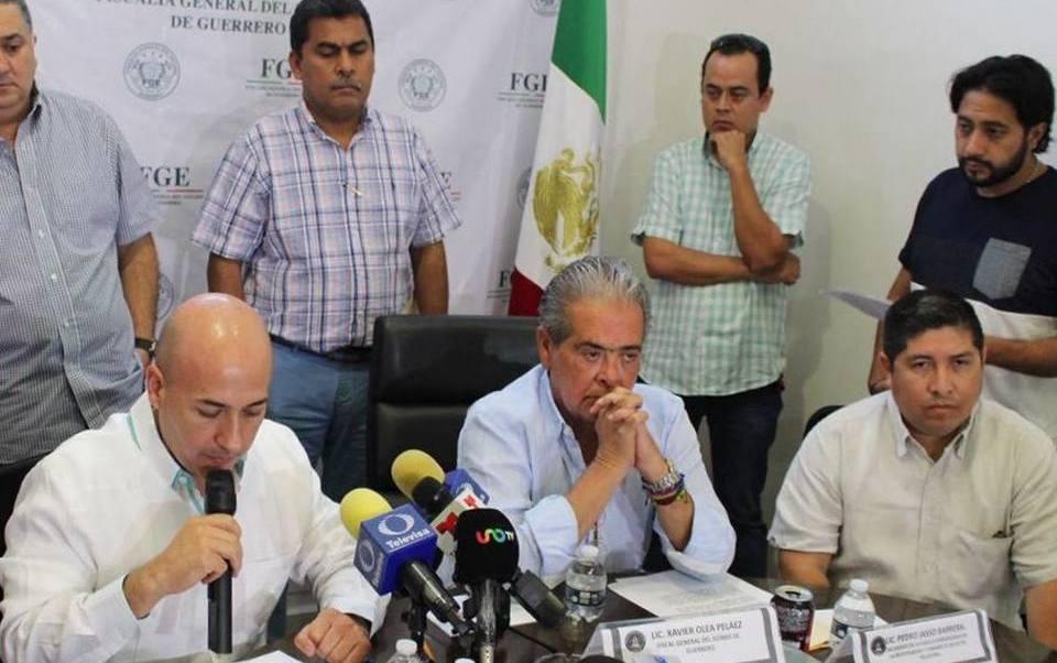 Los fiscales de Guerrero y Morelos anunciaron un reforzamiento de los operativos para localizar a los desaparecidos.