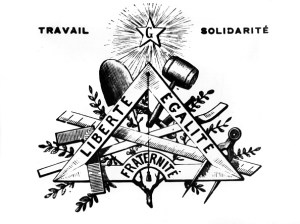 La Francmasonería llegó a México desde antes de la Independencia y sus principios permearon los movimientos revolucionarios (Getty Images)