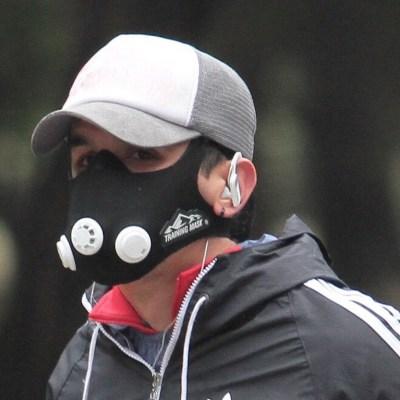 Alertan sobre enfermedades respiratorias por ráfagas de viento en la CDMX
