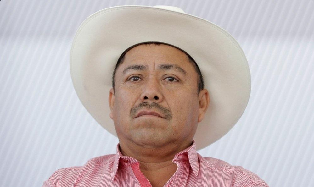 Gerardo Rosas Cazares, alcalde de Tlapanalá, Puebla.