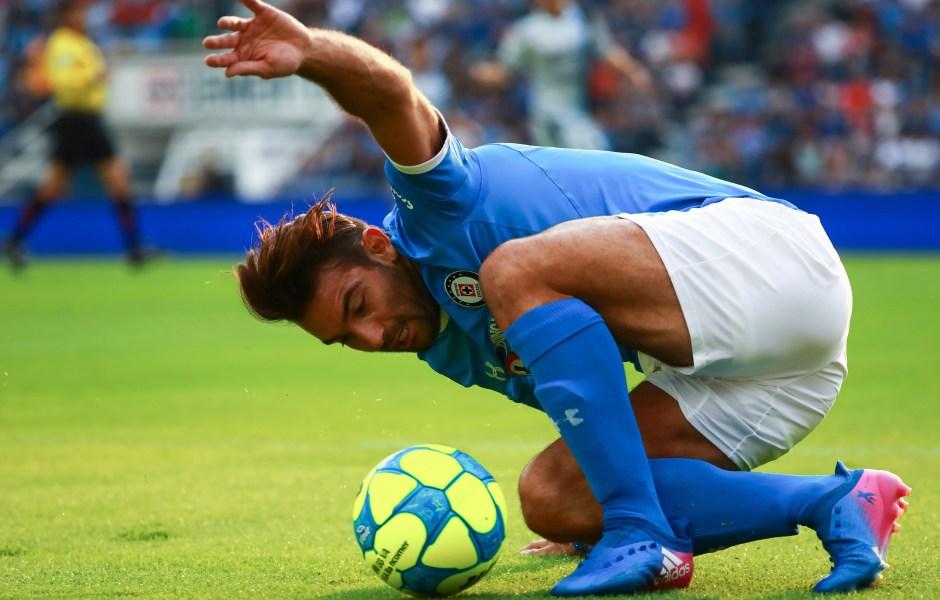 Cauteruccio y Paco Jémez no han llenado las expectativas del Cruz Azul / Getty Images
