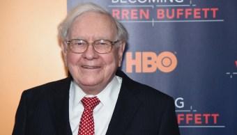 El multimillonario estadounidense, Warren Buffett (Getty Images)