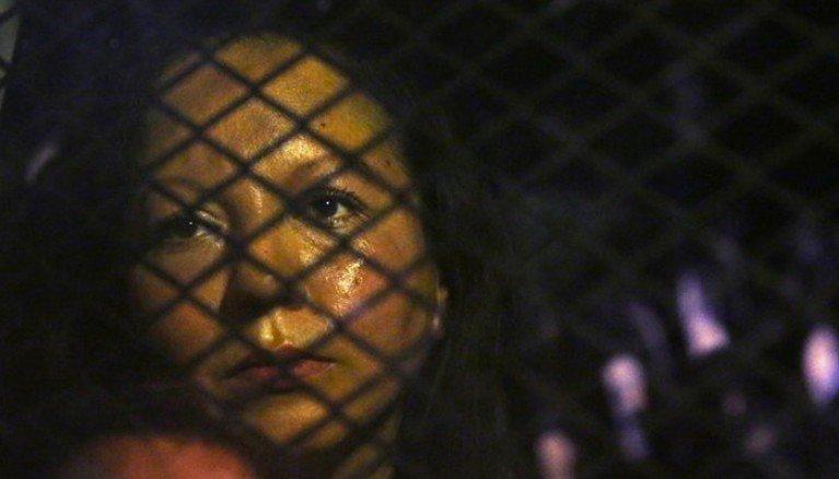Guadalupe García de Rayos, mexicana deportada.