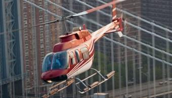 Helicóptero Bell 206 de la empresa Redwings. (Facebook: redwings.aero)