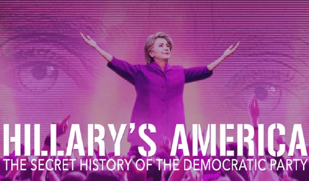 El documental que atacó a Hillary Clinton fue uno de los máximos ganadores de los premios Razzie a lo peor de las producciones cinematográficas de 2016