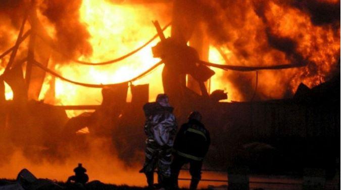 Hasta el momento, no se han determinado las causas del incendio. (AP)