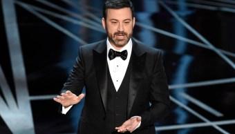 Jimmy Kimmel fue el encargado de amenizar la 89 edición de los Oscars.