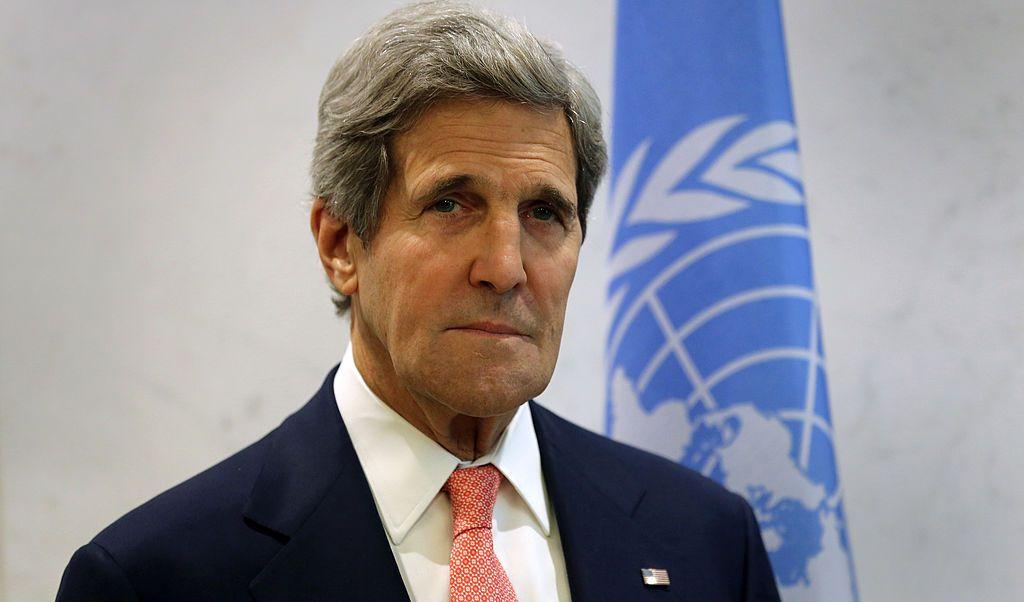 John Kerry, exsecretario de Estado de Estados Unidos.