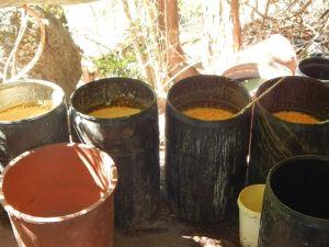 El laboratorio fue localizado en el cerro conocido como La Palomilla, en Tamazula, Durango
