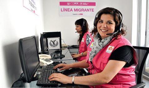 Los interesados deberán marcar al teléfono 01 800 009 1111, sin costo alguno desde México y desde otras partes del mundo al 1 800 505 8511.(@SEDERECCDMX)