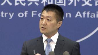 China, Estados Unidos, Taiwán, venta de armas, armas, Lu Kang