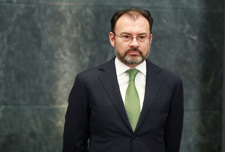 Luis Videgaray, secretario de Relaciones Exteriores. (Getty Images, archivo).