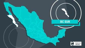 Un sismo de magnitud 4.6 se registra en Baja California Sur