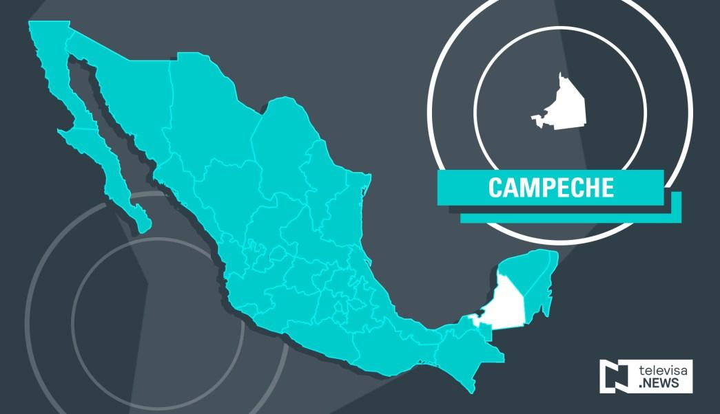 INAH halla piezas de cerámica en zona arqueológica Campeche