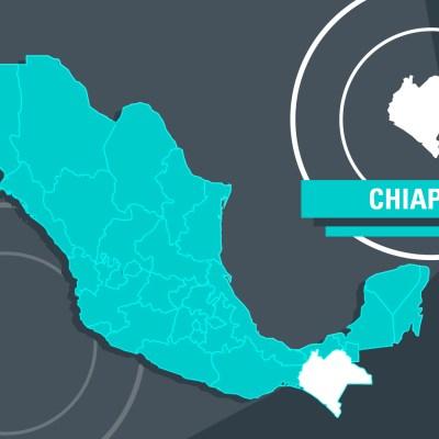 Indígenas tzeltales retienen e incendian vehículos en Oxchuc, Chiapas