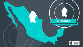 Se mantiene masa de aire frío por sistema frontal 7 en Coahuila