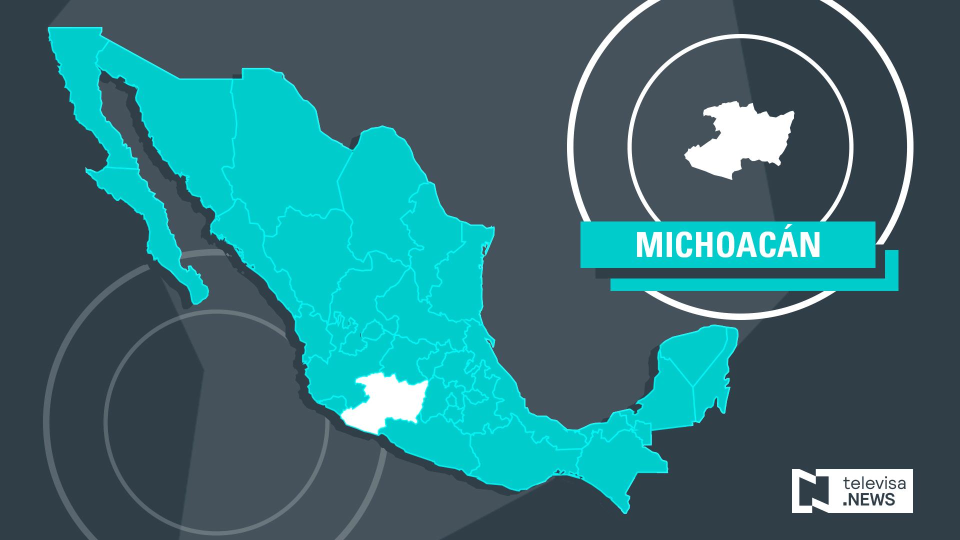 Muere en hospital presunto líder delincuencial de Michoacán