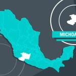 Se registra sismo de 5.1 grados en Coalcomán, Michoacán