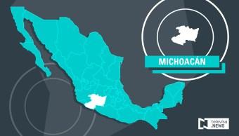 Dos muertos tras enfrentamientos en Michoacán
