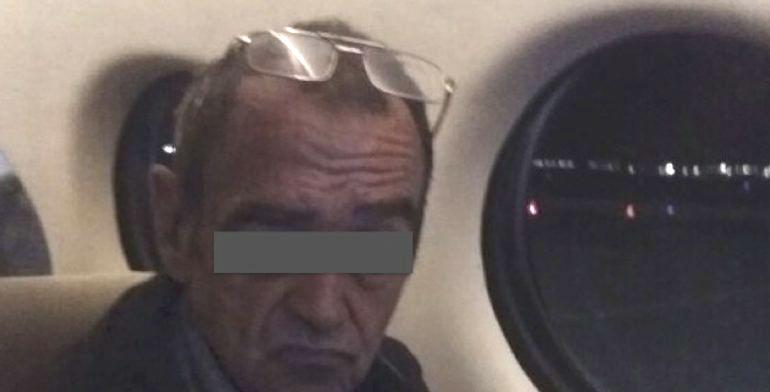 Miembro del grupo ETA detenido en México. (PGR)