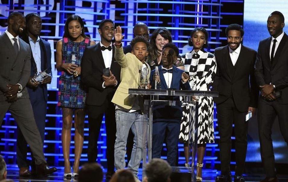 """""""Moonlight"""" arrasa en los Premios Spirit del cine independendiente"""