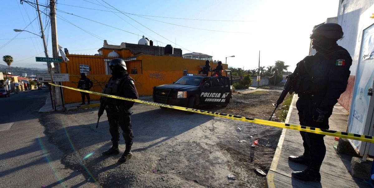 Las acciones de las Fuerzas Federales en Tepic dejaron 12 presuntos criminales muertos. (AP)