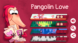 pangolin-love