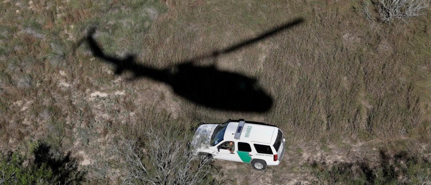 Patrulla Fronteriza protagoniza persecución en Nuevo México. (AP, Archivo)