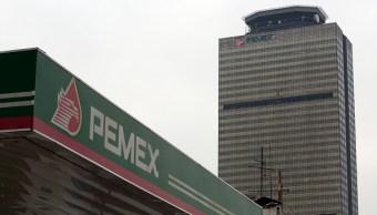 Petróleo mexicano pierde 59 centavos Pemex