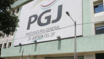 Edificio de la Procuraduría General de Justicia de la CDMX